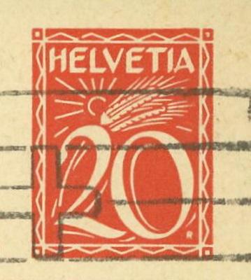 Ganzsachenpostkarten - Ausgaben 1900 bis 1934 P_105_11