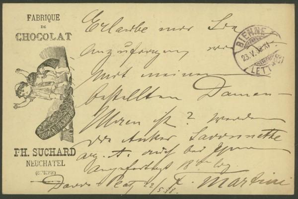 Suchard - Karten P_12_215