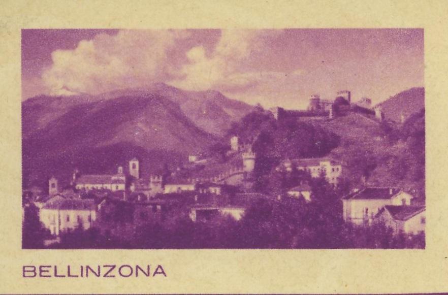 Bildpostkarten Zumstein P 139, 139y, 139z (269  verschiedene Karten)  P_139y11