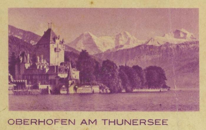 Bildpostkarten Zumstein P 139, 139y, 139z (269  verschiedene Karten)  P_139y21