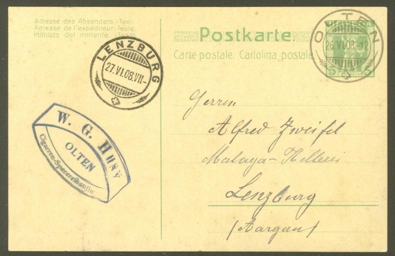 Suchard - Karten P_34_211