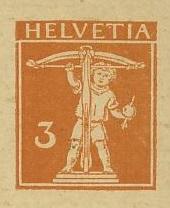 Private Ganzsachenpostkarten - Wertstempel Tellknabe Pp_40_12