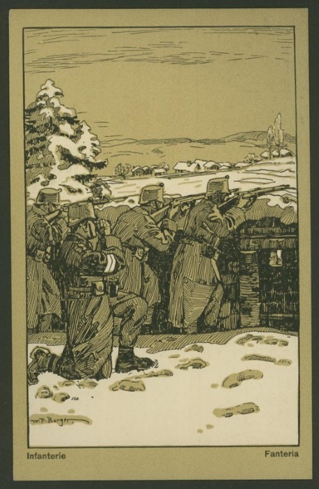 Private Ganzsachenpostkarten - Wertstempel Tellknabe Pp_45_11