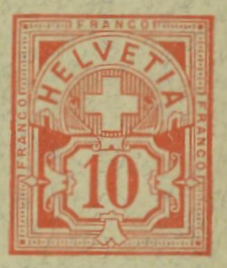 Private Ganzsachenumschläge - Wertstempel Kreuz und Wertziffer Pru_3_10