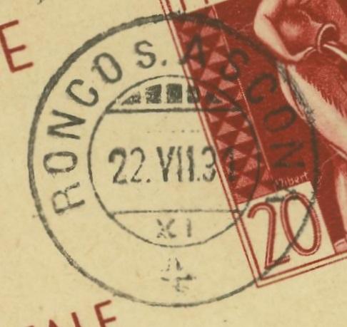 Ronco sopra Ascona  TI - 608 Einwohner Ronco_10