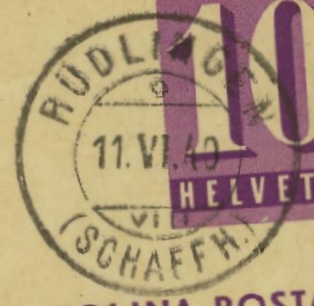 Rüdlingen SH - 753 Einwohner Rzdlin10