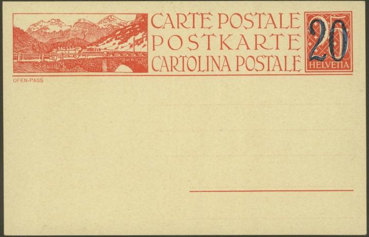 Kraftfahrzeuge auf Bildpostkarten der Schweiz Zu_95_11