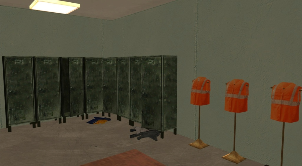 [Маппинг] Завод, для Рп серверов Автор: The Free Company  3ttju010