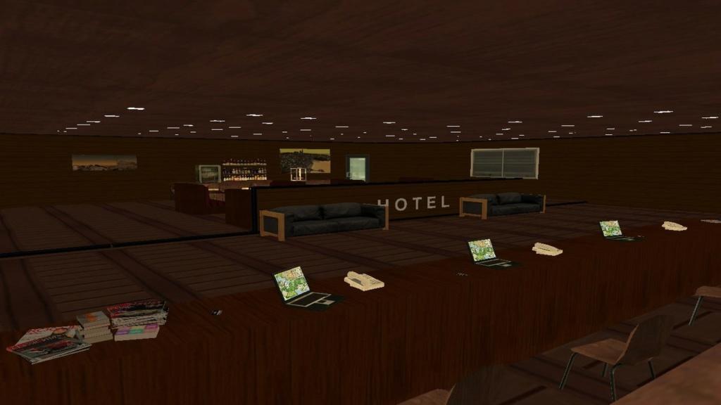 [Маппинг] Отель Автор: The Free Company Ccpt3510