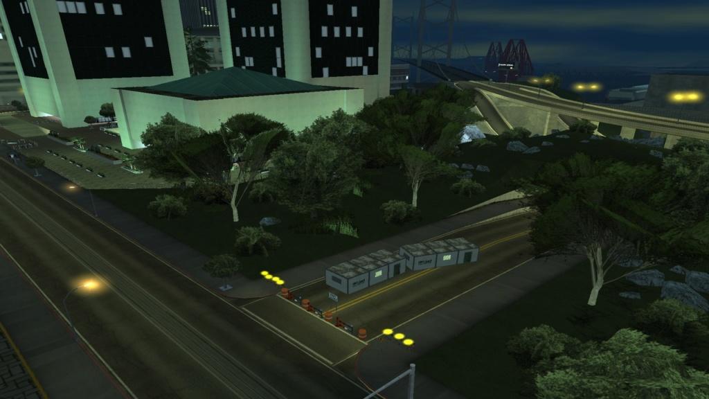 [Маппинг] Заваленный Тоннель San-Fierro Автор: The Free Company  Ilmqs110
