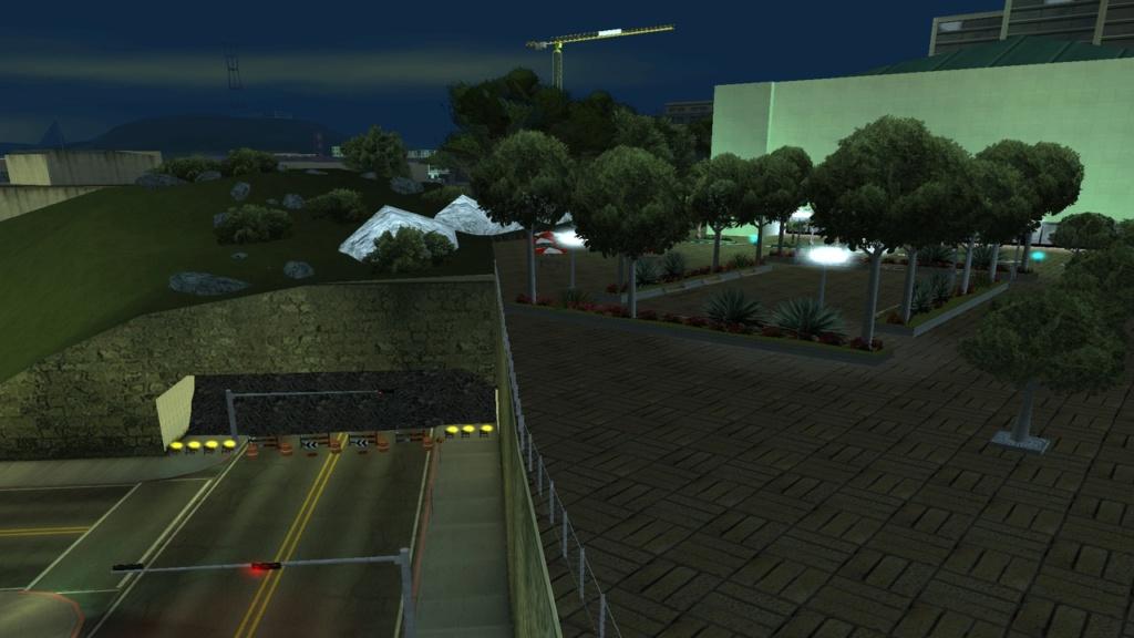 [Маппинг] Заваленный Тоннель San-Fierro Автор: The Free Company  Oih3o310