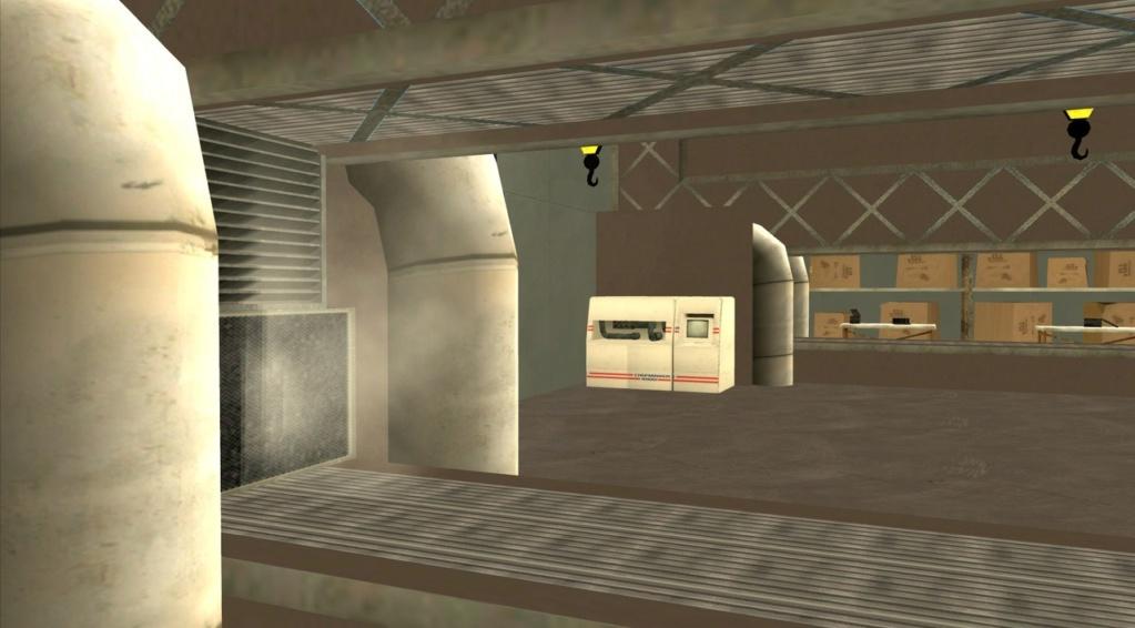 [Маппинг] Завод, для Рп серверов Автор: The Free Company  Po26pd10