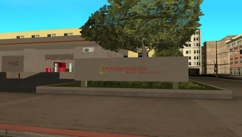 [Маппинг] Автомастерская San-Fierro Автор: The Free Company Tdzwe510