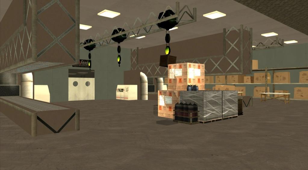 [Маппинг] Завод, для Рп серверов Автор: The Free Company  W_pv4q10