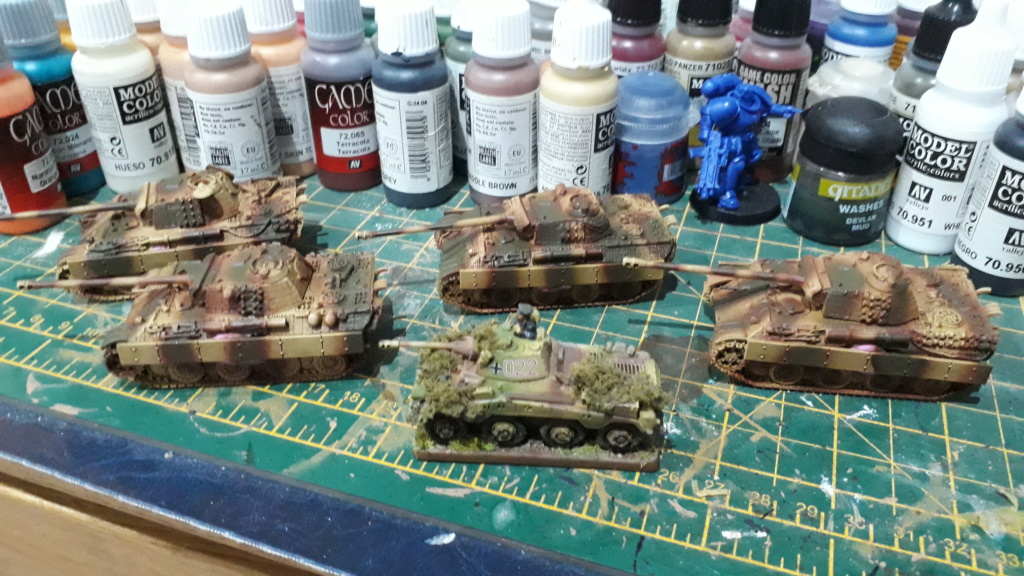 WIP Panthers - have they gone horribly wrong? My_pan10