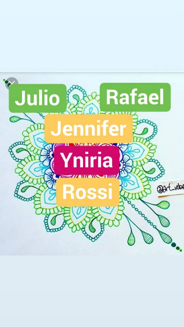 Mandala de 20 para 80$ YNIRIA Whatsa31