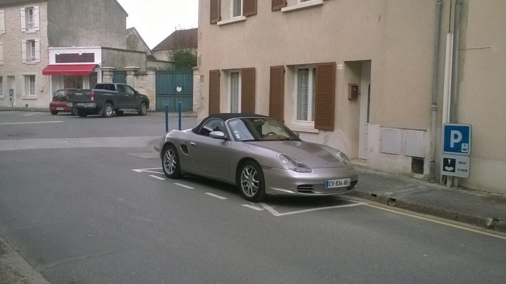 BRUIT BOXSTER 986 2.7 PHASE 2  V_19fb10