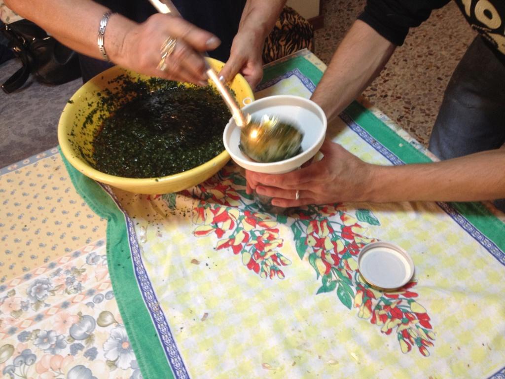 Salsa verde al prezzemolo della nonna Img_3710