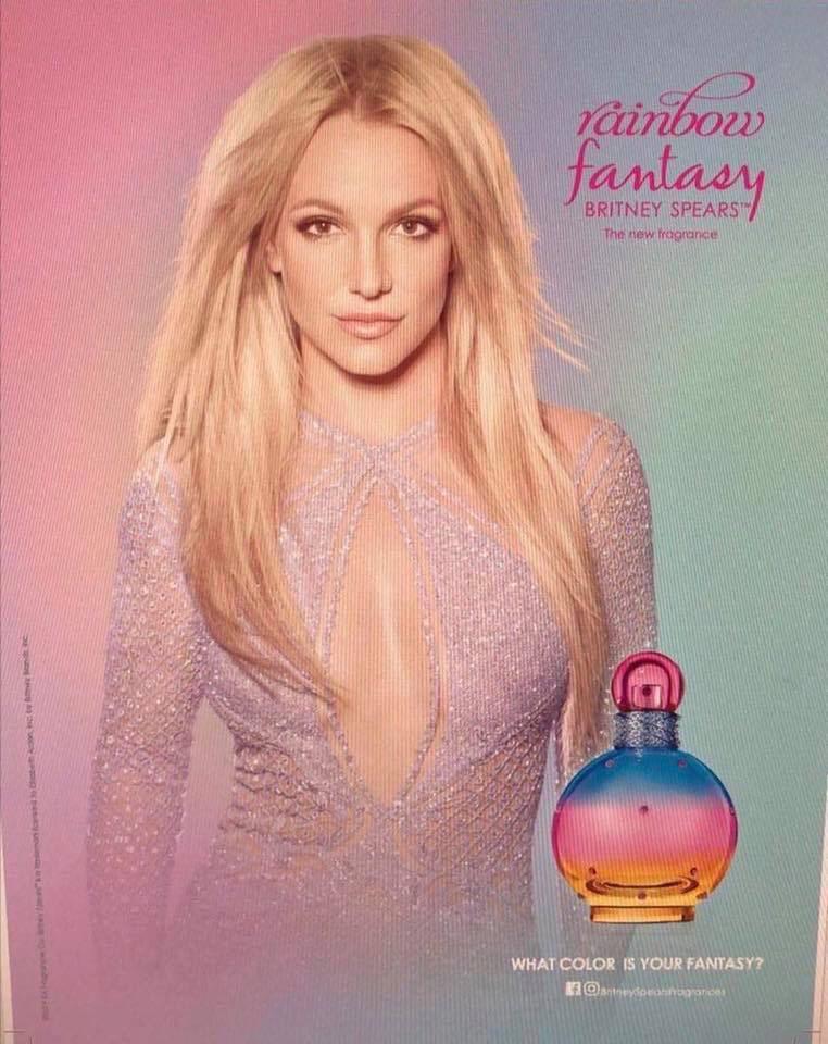 New Fragrance: Rainbow Fantasy 15444410