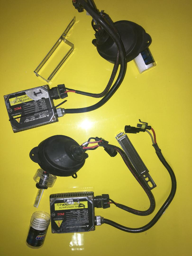 Kit Alumbrado Xenon Xenon210