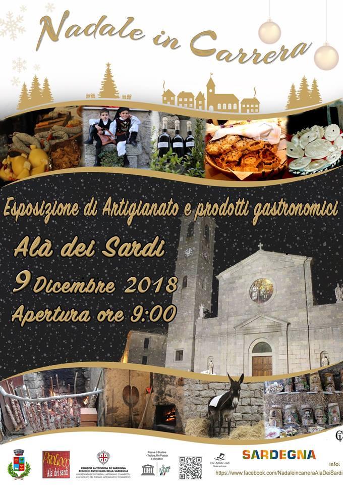 Nadale in Carrera 2018 - Esposizione di Artigianato e Prodotti Gastronomici Locand10
