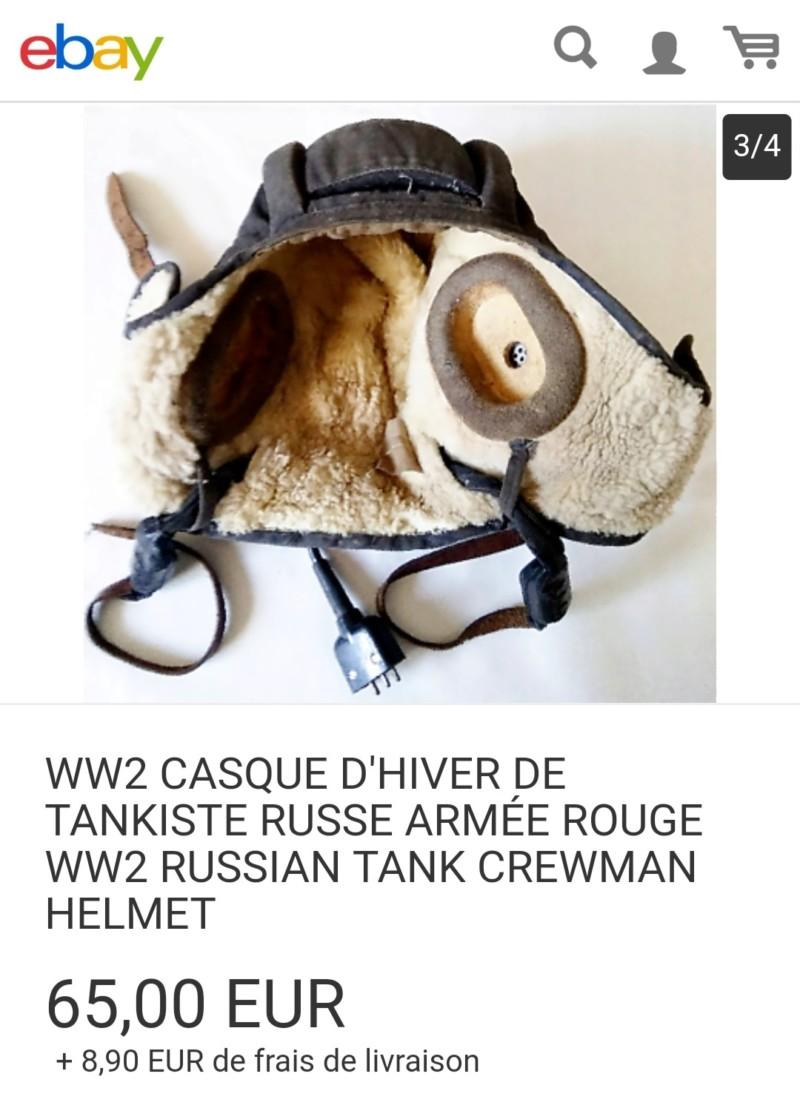 Bonjour identification casque tankiste russe 20190525