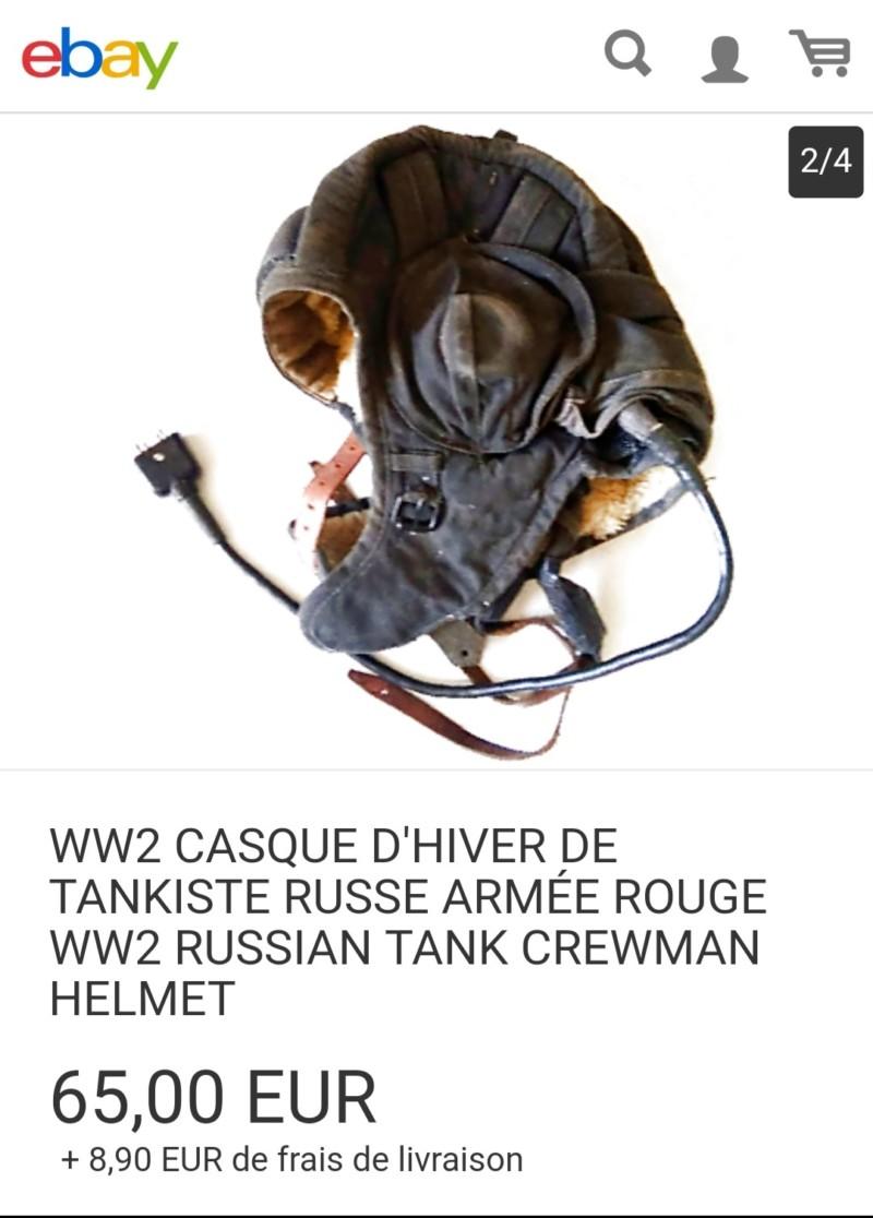Bonjour identification casque tankiste russe 20190526