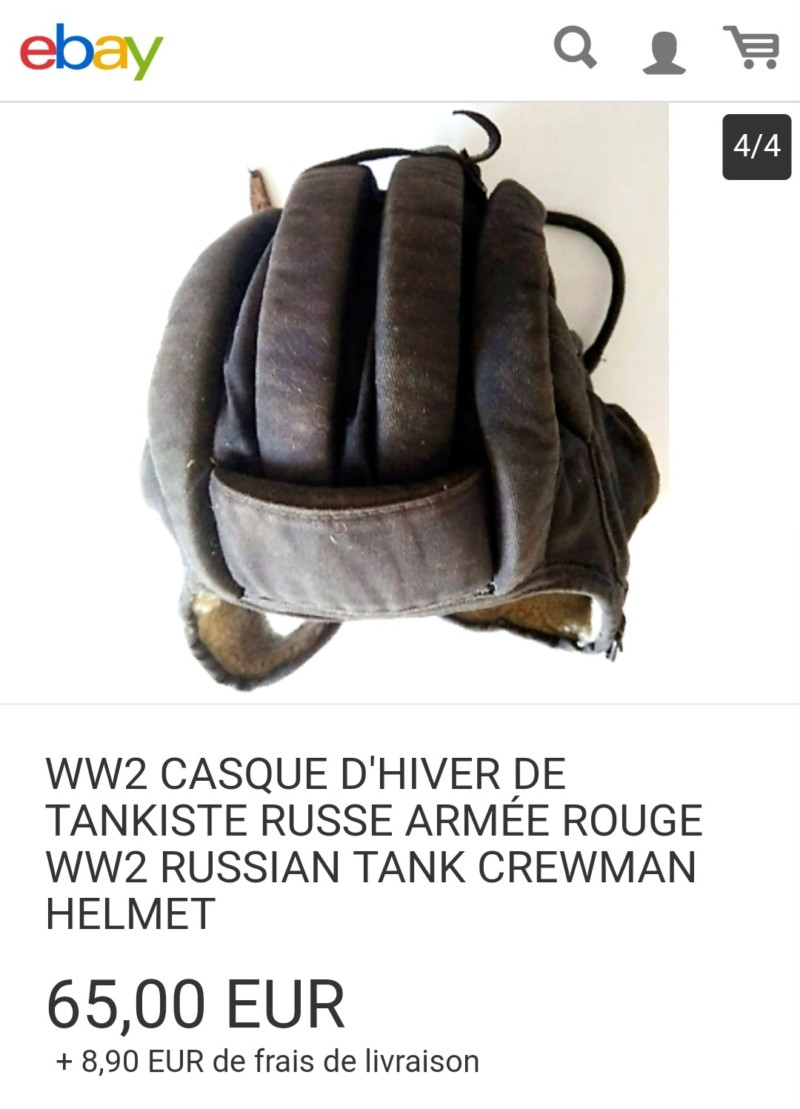 Bonjour identification casque tankiste russe 20190527
