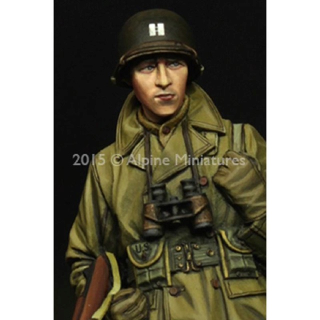 WW2 US infantry officer - Alpine ref 35203 - 1/35 Ww2-us11