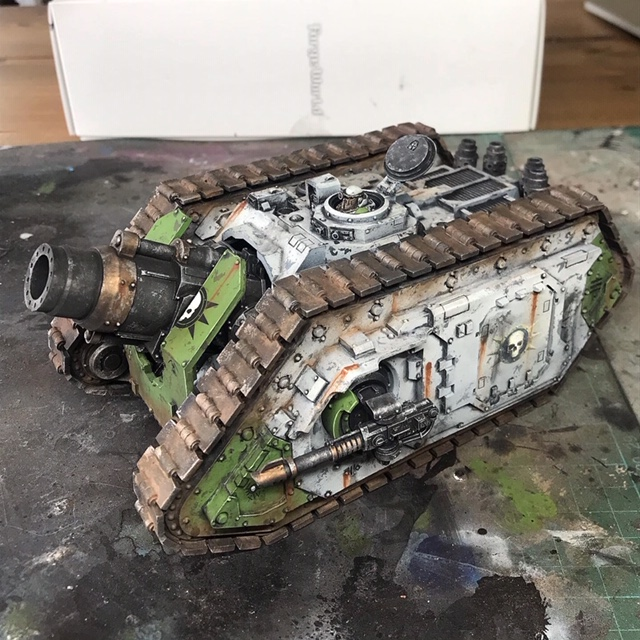 Go Morty! Ma Death Guard - Page 5 81c78b10