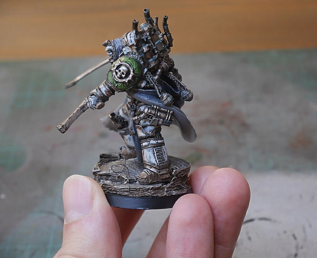 Go Morty! Ma Death Guard Morty210