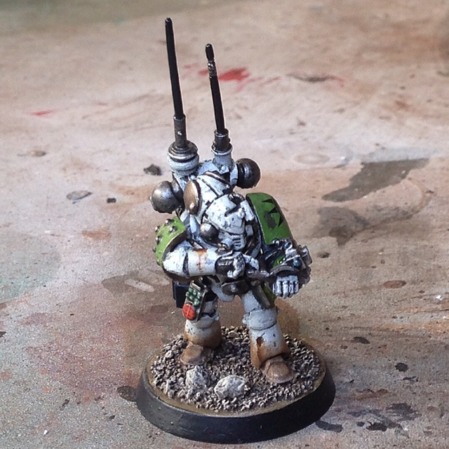 Go Morty! Ma Death Guard Ms110