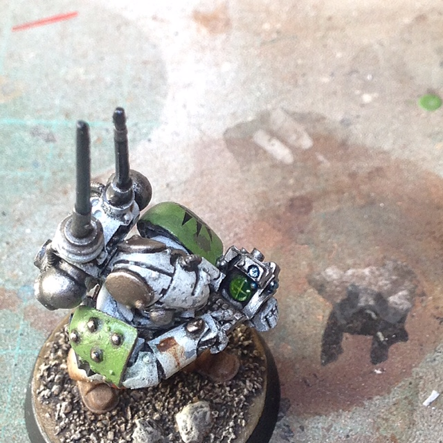 Go Morty! Ma Death Guard Ms310