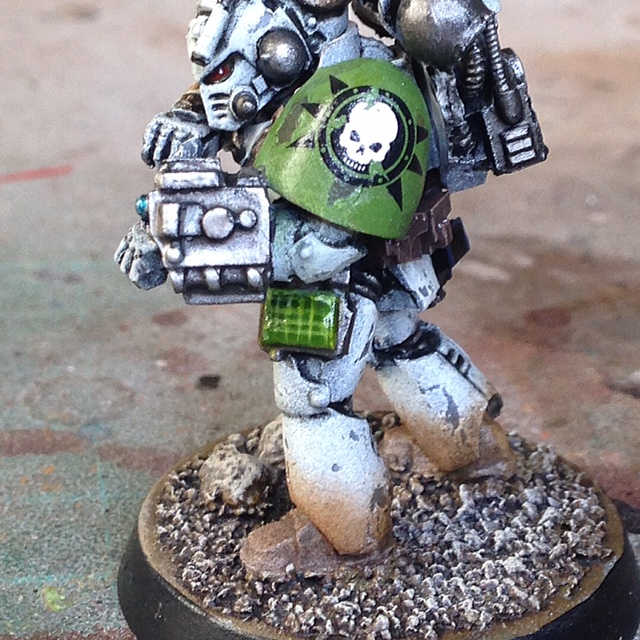 Go Morty! Ma Death Guard Ms410