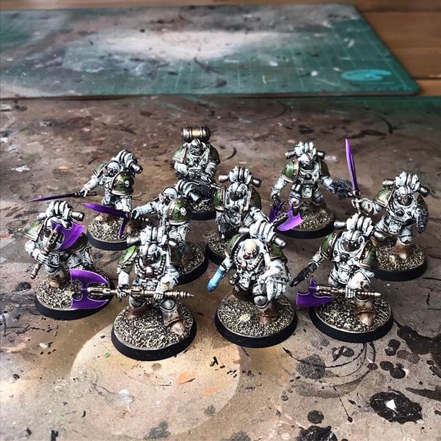 Go Morty! Ma Death Guard - Page 2 Squad110