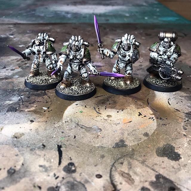 Go Morty! Ma Death Guard - Page 2 Squad310