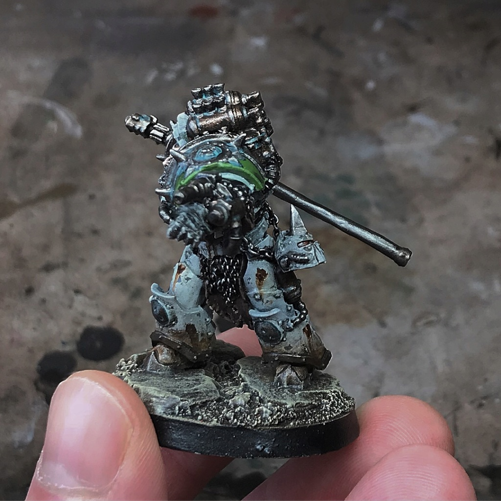 Go Morty! Ma Death Guard Typhon10