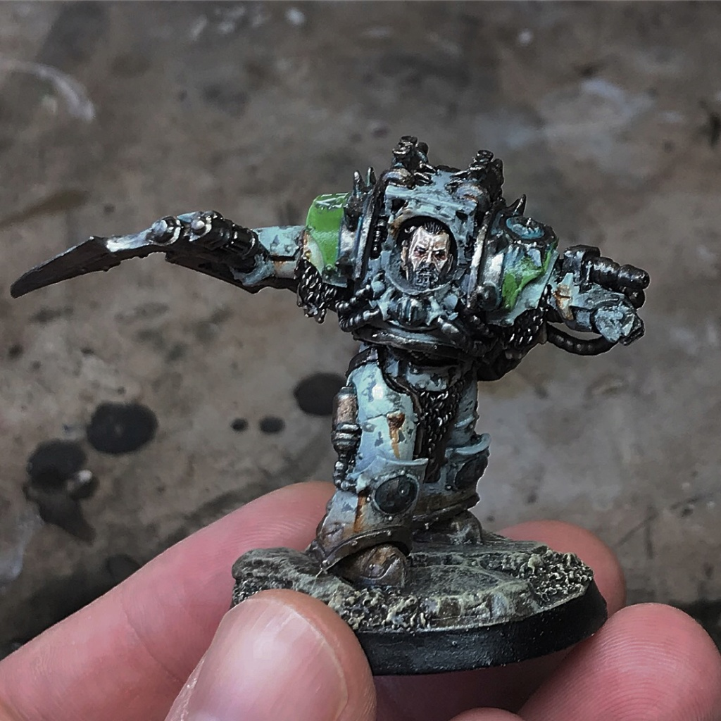 Go Morty! Ma Death Guard Typhon11