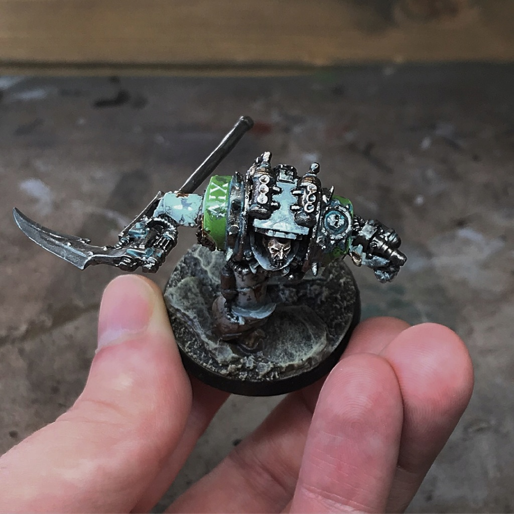 Go Morty! Ma Death Guard Typhon12