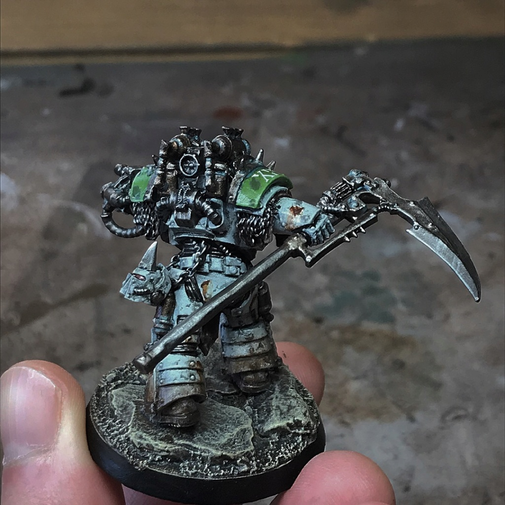 Go Morty! Ma Death Guard Typhon14