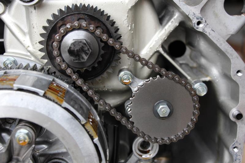 Andruckscheibe Ölfilter und neues Flügelrad Img_0812