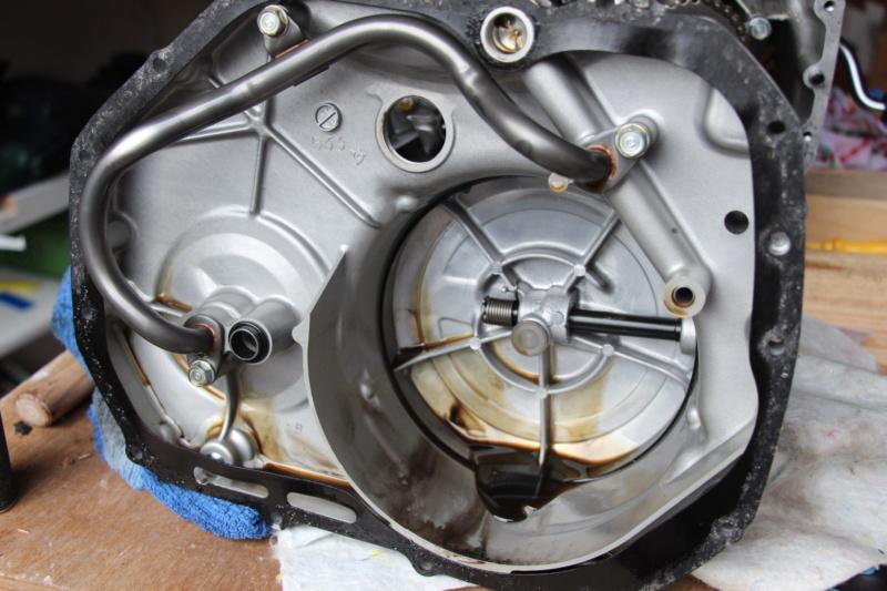 Andruckscheibe Ölfilter und neues Flügelrad Img_0814