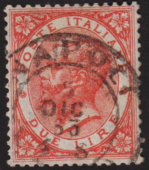 Italien, 2 Lire ,Mi 22 2_lire11