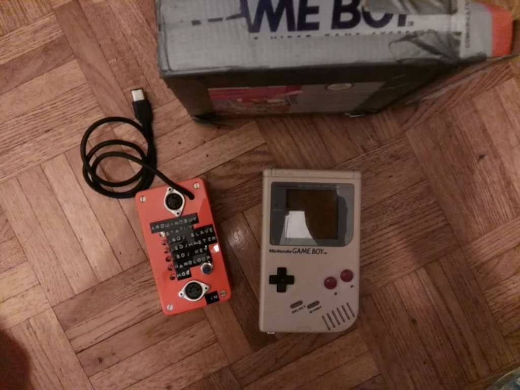 [VENDS] GAMEBOY ARDUINOBOY Img_2011