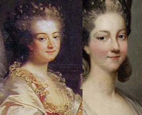 Portraits de la princesse de Lamballe - Page 10 Lambal11