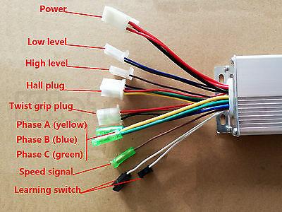 Cómo  conectar este controlador  _110