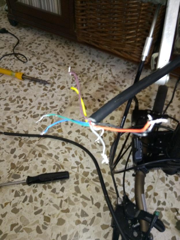 Conector roto: substituirlo por uno nuevo  Img_2016