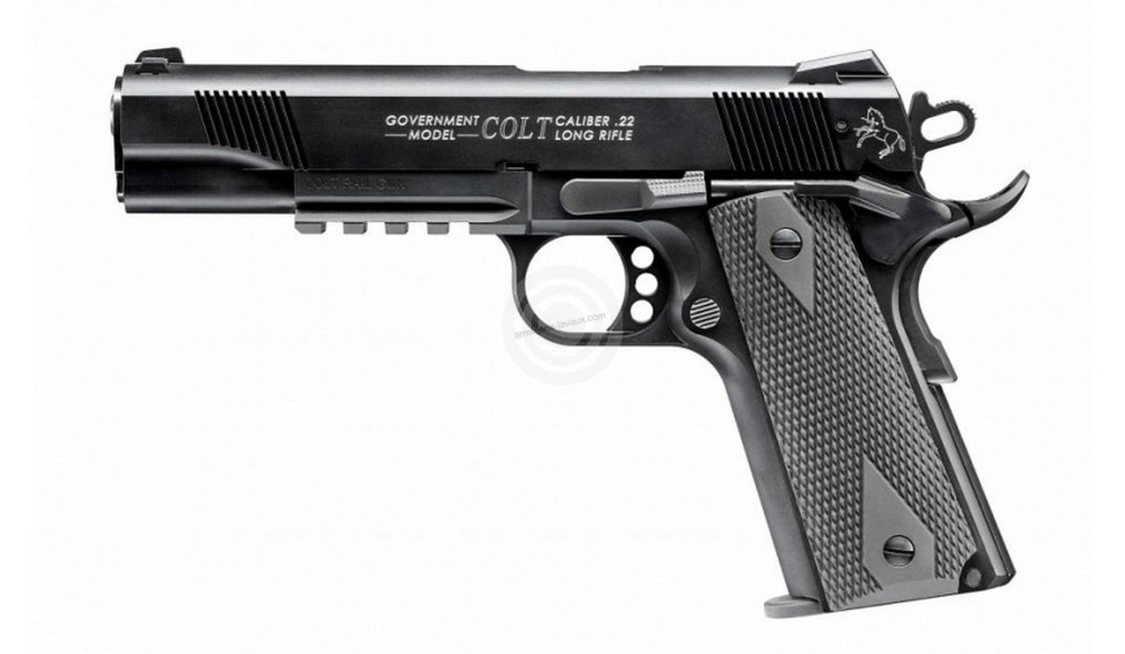 Colt Government 1911 A1 22lr Waterm10