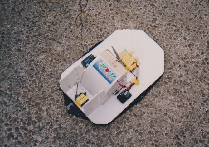 DIY : Arduino + impression 3D + aéroglisseur Aero110