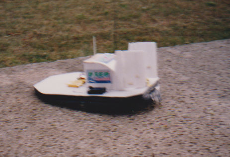 DIY : Arduino + impression 3D + aéroglisseur Aero210